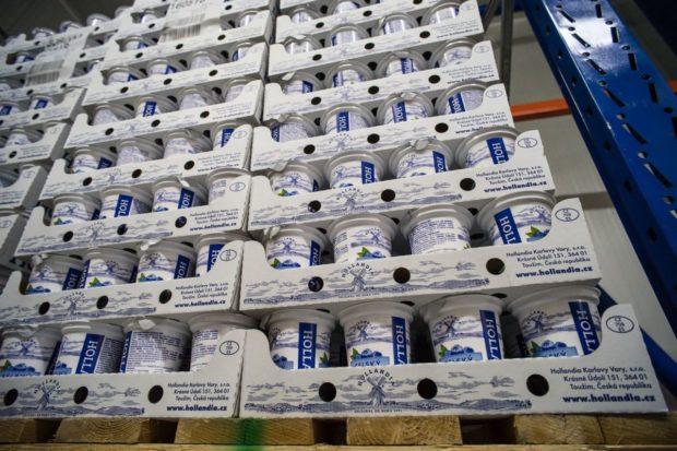 Hollandia odstranila už miliony plastových víček ze svých produktů