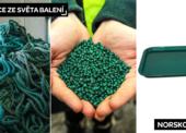 Hygienické a udržitelné: antimikrobiální podnosy pro fastfoody z recyklovaného plastu vyloveného z oceánu