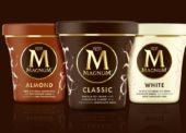 Magnum uvádí na trh nové kelímky vyrobené z recyklovaného plastu
