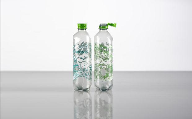 Nová PET láhev od Krones boduje svým ekodesignem