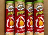 Brambůrky Pringles hledají cestu k ekologickému obalu