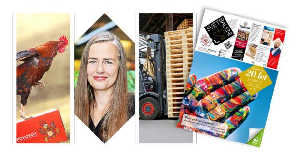 SB 108: Obaly pro elektroniku, kabely, elektrotechnická zařízení; Obaly pro e-commerce; speciál 20 let časopisu Svět balení
