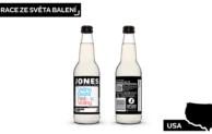 Jones Soda vyzývá novými etiketami voliče k registraci