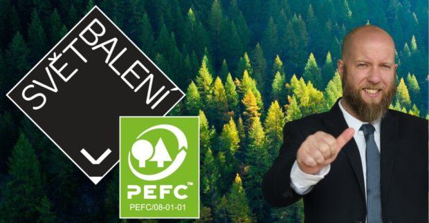 Certifikace PEFC