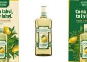 Becherovka Lemond prošla redesignem