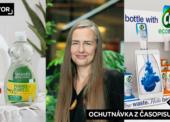 ROZHOVOR: Do roku 2025 sesbíráme a zpracujeme více plastových obalů, než prodáme