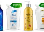 P&G Beauty uvede systém opakovaně použitelných lahví z hliníku