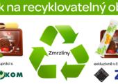 Jak na recyklovatelný obal VIII: Zmrzliny