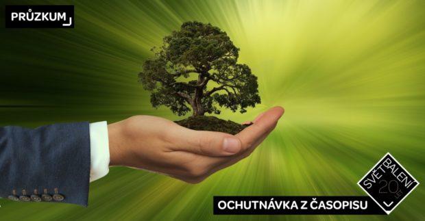 Udržitelnost: Skutečná výzva pro společnost, vlády, výrobce i prodejce