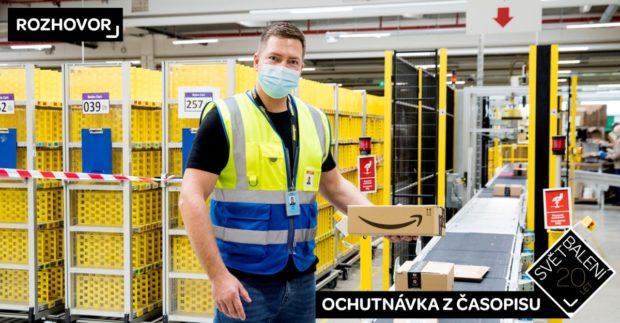 ROZHOVOR: Díky strojovému učení jsme o třetinu snížili množství krabic