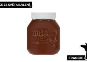Pilotní projekt opětovně použitelné Nutella sklenice bude zahájen ve Francii