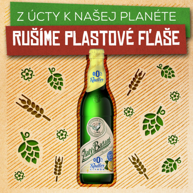 Heineken Slovensko sa zapája do bojaza trvalo udržateľný rozvoj