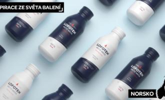Inspirace ze světa balení: Lofoten Arctic Water v hliníkových lahvích od společnosti Ball