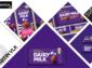 Design Watch: Evoluční redesign čokolád Cadbury od Bulletproof