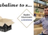 Rozbalíme to sRadim Uzunovem, global brand design managerem společnosti Jan Becher Pernod Ricard