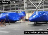 Zámořským balením pomáhají i data o přepravách