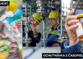 Chemická recyklace: Budoucnost je tady