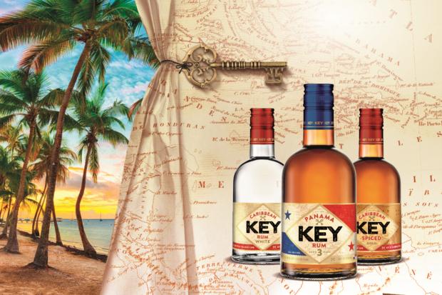 Stock relaunchuje značku Key Rum s novým designem a inovovanou lahví
