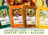 Lunter prezliekol obaly – Tofu je viac eko