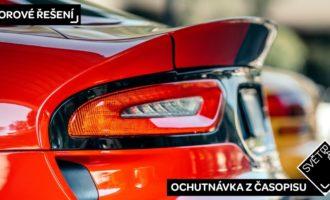 Obaly pro automotive cílí na udržitelnost i efektivitu