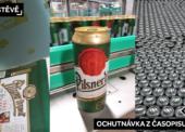 Na návštěvě ve společnosti Canpack Czech: Miliarda plechovek pod jednou střechou