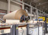 Mondi SCP v Ružomberku s novým papierenským strojom na výrobu kartónu