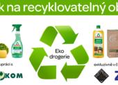 Jak na recyklovatelný obal XIV: Eko drogerie