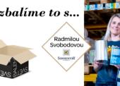 Rozbalíme to s Radmilou Svobodovou, vedoucí nákupu a logistiky společnosti Sonnentor