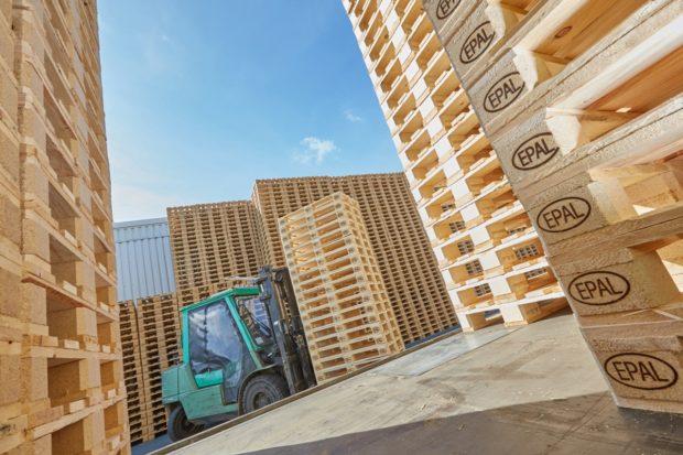 Dramatický růst cen dřeva i dřevěných palet a jejich akutní nedostatek
