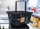 Řetězec Billa bude používat košíky z recyklátu