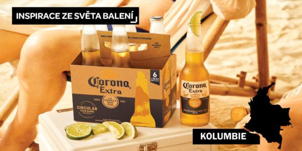 Corona představila nový obal vyrobený z odpadní ječmenné slámy