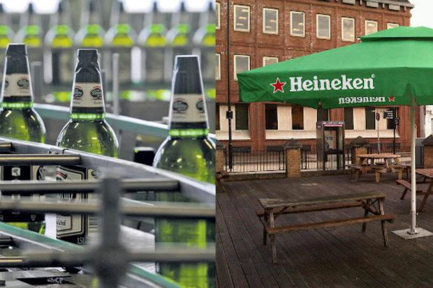 Heineken ČR nabízí svým hospodám doplňky zrecyklovaných materiálů