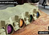 Huhtamaki představuje Futuro – obal na vařená barevná vejce bez plastů