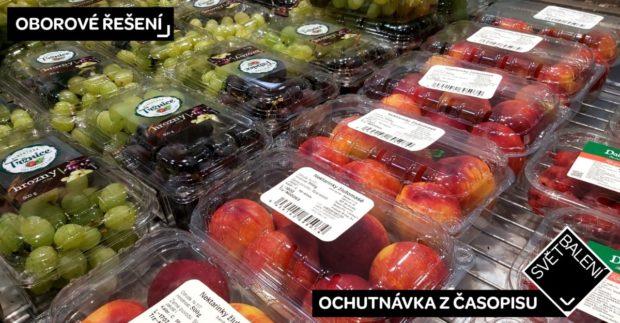 Ovoce a zelenina: Nebalit, balit, případně jak?