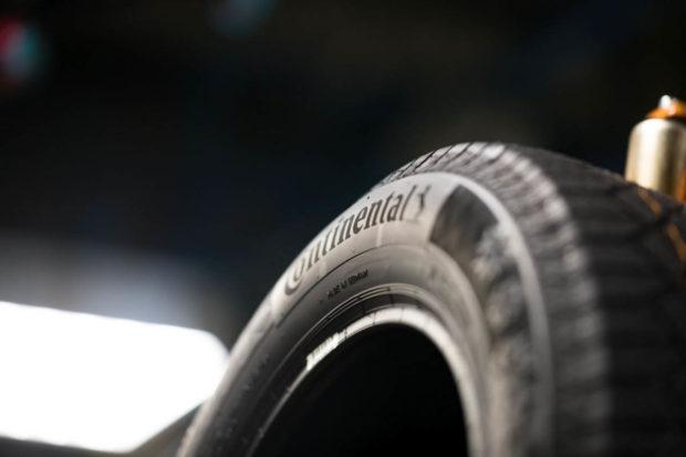 Continental zavede používání recyklovaných PET lahví ve výrobě pneumatik