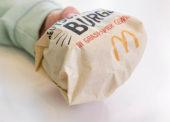 McDonald's Germany testuje nový koncept balení ve 30 restauracích