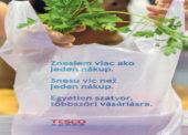 Tesco uvádí na trh nové opakovaně použitelné a recyklovatelné nákupní tašky