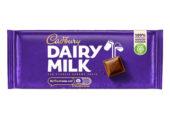 Obaly britských cukrovinek Cadbury budou obsahovat víc recyklátu
