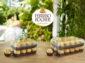 Nová recyklovatelná krabice pro kultovní řadu Ferrero Rocher