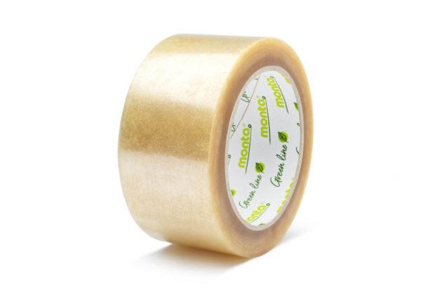 Společnost Monta uvádí na trh novou recyklovanou lepící pásku