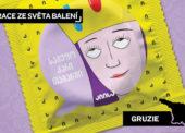 Gruzínská firma Aiisa vyrábí kontroverzní prezervativy s národními motivy
