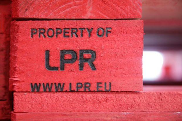 Paletový pooling LPR