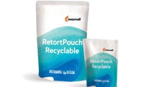 Společnost Mondi představila nový monomateriálový recyklovatelný sáček